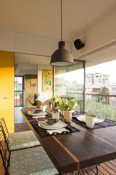 Bandra Apartment in Mumbai, Architecture BRIO 3