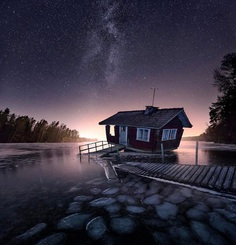 Janne Kahila Captures Astonishing Travel Landscapes in Europe