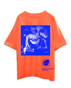 Canary Yellow x PYREX 3C Fluorescent [Orange] T-Shirt