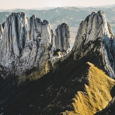 Magnificent Mountainscape and Climbing Photography by Adrian Burst