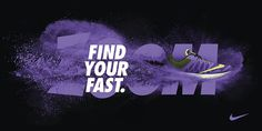 Nike ad, great colours
