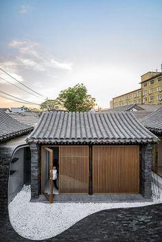Traditional Siheyuan House in Beijing Inner City 16