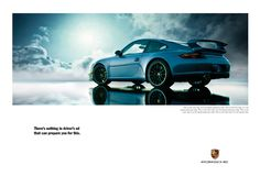 Porsche NA Print on Behance #photography #car