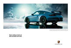 Porsche NA Print on Behance