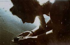 nonclickableitem #woman #blur #composition #framing #portrait