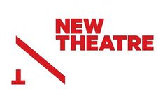 New Theatre on Rotation - Brand New #theatre #interbrand #brand #identity #logo