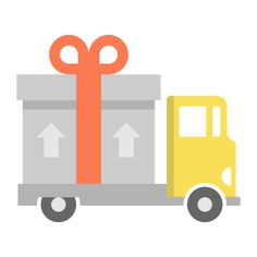 See more icon inspiration related to truck, delivery, transport, shipping, delivery truck, transportation, cargo truck and automobile on Flaticon.