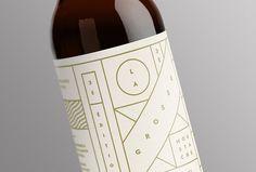 Chez Latina by Michael Mason #label #beer #bottle