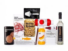 Food Packaging | Stockholm Design Lab