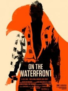 Movie Posters - Olly Moss #on #the #waterfront #poster