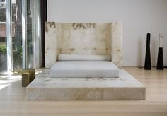 Hyped-Up Plus Tax - Cold Rockin #bed #design #marble