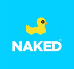 NAKED - Rejected Logo