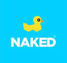 NAKED - Rejected Logo