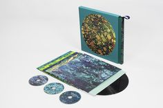 The Horrors - Higher Boxset - Leif Podhajsky #music #packaging