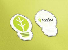 Brío - ross.mx #logotype #branding #business #card #design #graphic #brand #identity #logo