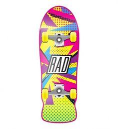 Daniel Pratt Galdamez | Graphic Design #daniel pratt galdamez #dpgaldamez #rad skate deck