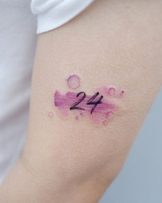 To the one who sent me twenty-four