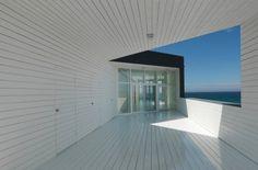 Fogo Island Artist Studios in defringe.com #studios #defringe #island #architecture #artist #fogo