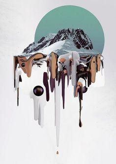Philipp Zurmöhle - Illustration & Graphic Design #abstract #philipp #surrealism #surmhle #illustration #surreal
