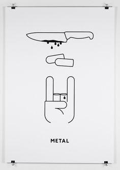 Design You Trust #metal #rock #fun #clever