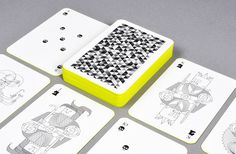 lovely package whimsical playing cards 6