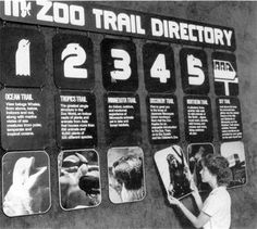 Minnesota Zoo logo #numbers #animal
