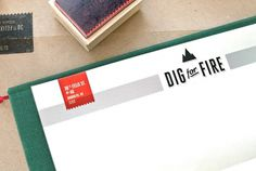 Kelli Anderson: Dig for Fire