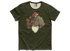 SOIL MUSHROOM #t #design #shirt