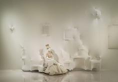 Library - Studio Makkink & Bey #sculpture #gaultier #montreal #design
