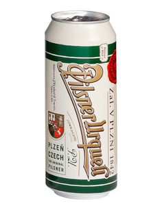Pilsner Urquell Limited Edition Cans #beer #can #label #packaging