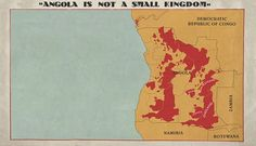 Angola is not a small Kingdom | The Gopher Hole #poster #exhibition #gopher hole #angola #paulo moreira
