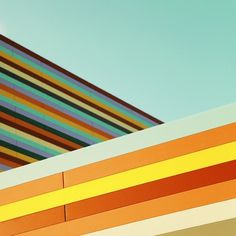 All sizes | Untitled | Flickr - Photo Sharing! #stripes #heiderich #photography #architecture #colour #matthias