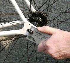 Bike Tool #design #cards #graphic #business