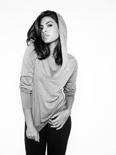 Reebok Eva Mendes Sport #hoodie