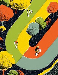 Bicycle Race - Sam Brewster