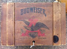 Vintage Flea Market Finds, Pt. II - TheDieline.com - Package Design Blog #beer #antique