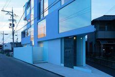 tech_spec #urban #white #balance #architecture #japan
