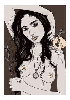 liselotte-pontus-7.jpg 355×507 pixels #liselotte #illustration #watkins #girl