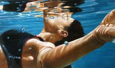 Underwater Paintings by Eric Zener #eric #zener #underwater #paintings