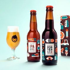 beer, packaging, special, gift, simple, icon, logo