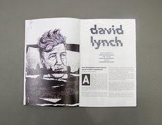 awake: David Lynch Inspired Zine on Behance