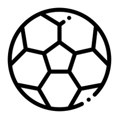 See more icon inspiration related to ball, soccer, sport, game, team, football, soccer ball, sports, equipment, sports and competition, sport team and team sport on Flaticon.