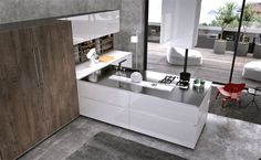Kitchens for Small Spaces - InteriorZine