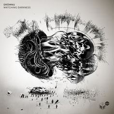 DRÖMNU — Watching Darkness EP #drã¶mnu #cover #art #dromnu #music