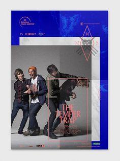 Heineken Music Selector 2011&2012 - OCULTO #music #poster