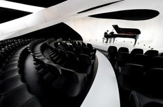 Zaha Hadid Architects » Built Works #hadid #zaha #hall #music #concert