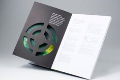 Seesaw Design's Photos - Finsbury Green 2010 Sustainability Report (8) #print #design #sustainability #publication #report