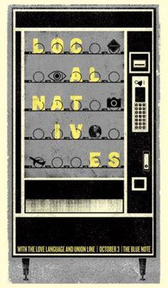 Design / Drew Roper #poster