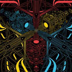 Walter Hansen -- Lightbox on Behance #walter #design #graphic #hansen #illustration