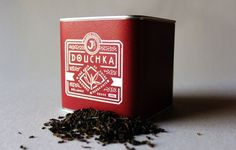 Le Jardin Colonial Branding 25 #design #graphic #tea
